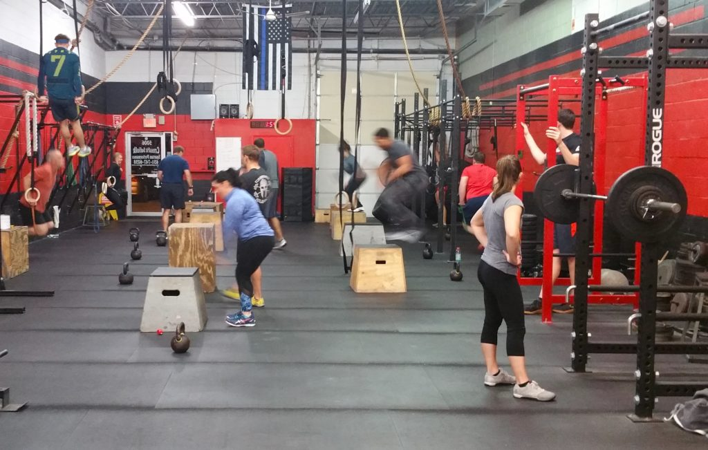 CROSSFIT SUFFOLK: Powered By SPARTAN PERFORMANCE – Spartan